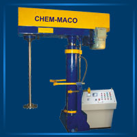 High Speed variable speed Disperser(Hydroulic Lifting)